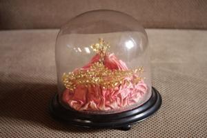 Diadem Goldene Hochzeit Brautkranz